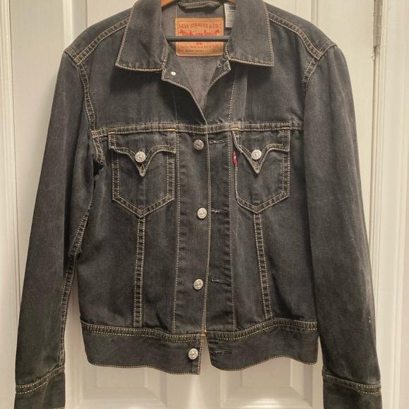 Levi's Strauss Iconic Denim Jacket/ Large